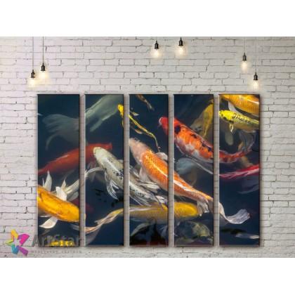 Модульные картины с животными, Art. ANIM778082