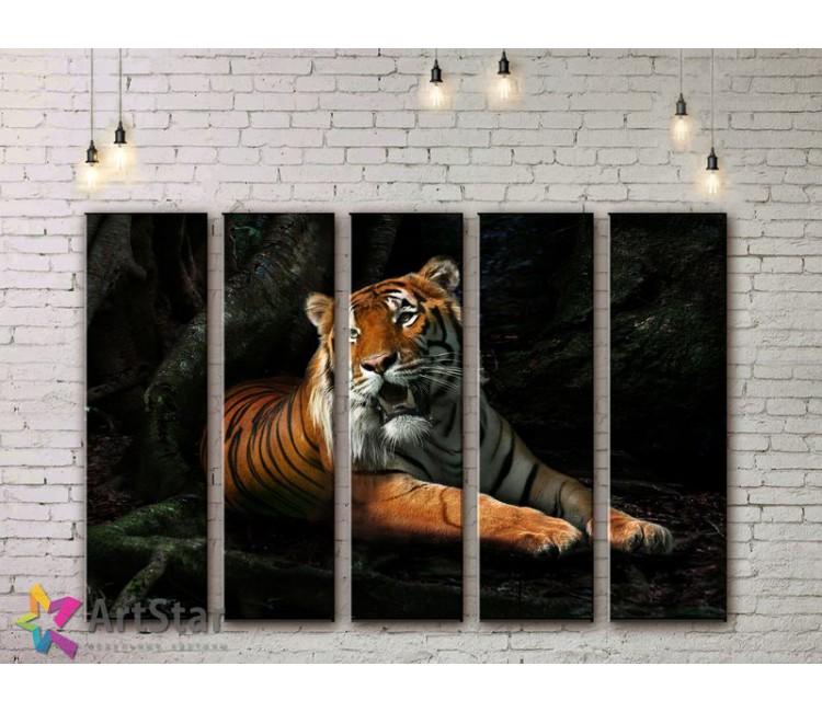 Модульные картины с животными, Art. ANIM778098