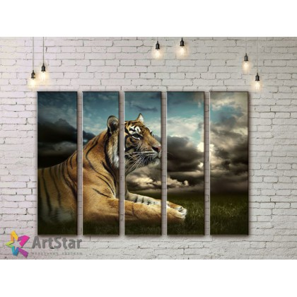 Модульные картины с животными, Art. ANIM778102