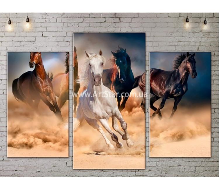 Модульные картины с животными, Art. ANIM778021