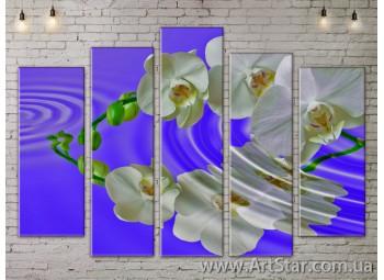 Модульные Картины, Город, Art. FLOW777600