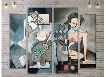 Модульная картина, ART. KLAA777015