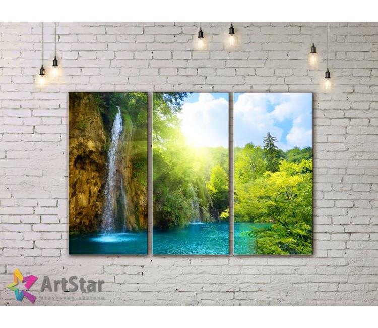 Модульные картины пейзажи, Art. NAA778000