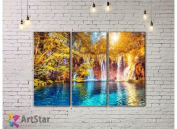 Модульные картины пейзажи, Art. NAA778006