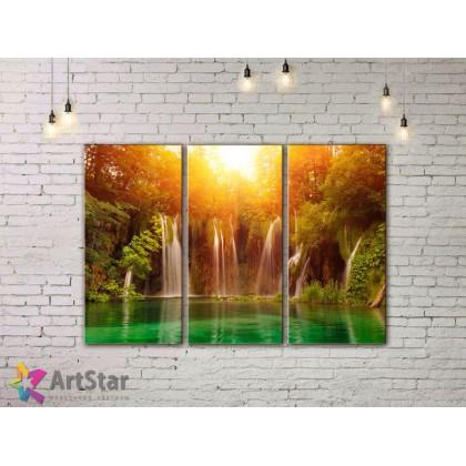 Модульные картины пейзажи, Art. NAA778012