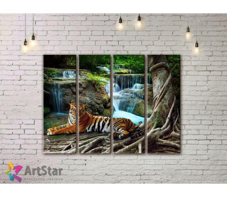 Модульные картины, пейзажи, Art. NAA778048