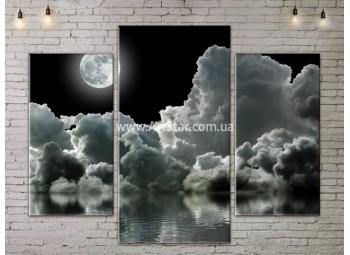 Модульные картины пейзажи, Art. NATA777021