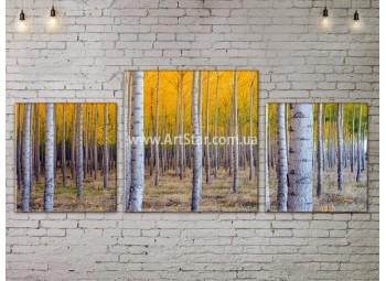 Модульные картины пейзажи, Art. NATA777025