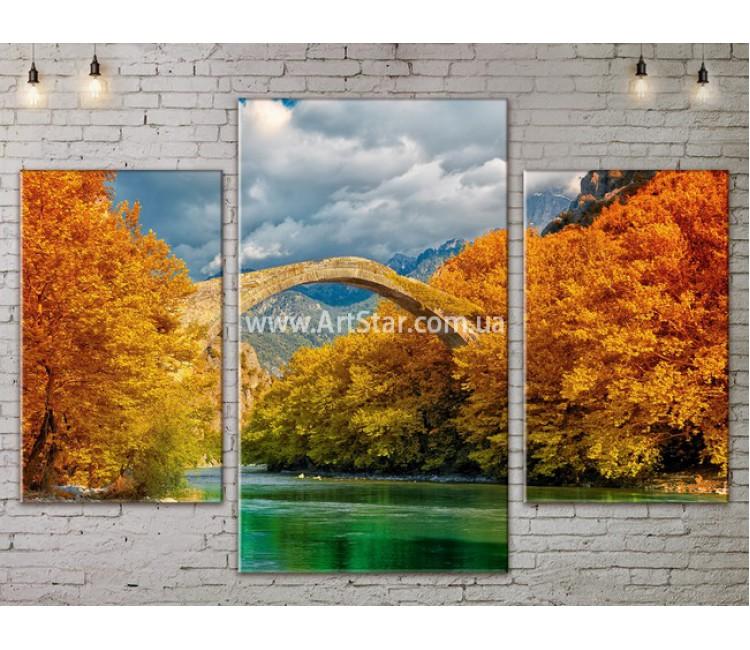 Модульные картины пейзажи, Art. NATA777035