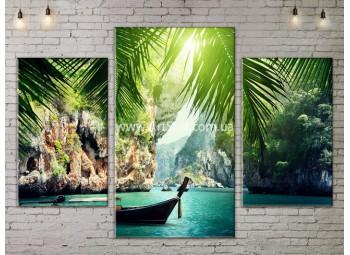 Модульные картины пейзажи, Art. NATA777053