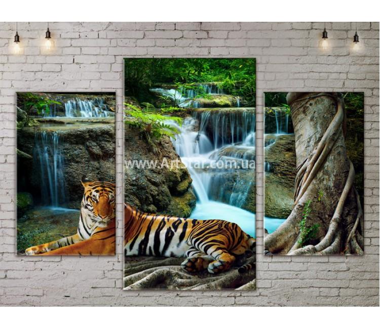 Модульные картины пейзажи, Art. NATA777055
