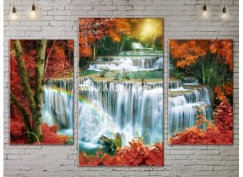 Модульные картины пейзажи, Art. NATA777069