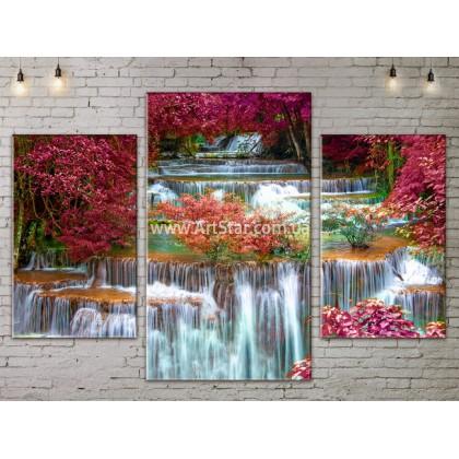 Модульные картины пейзажи, Art. NATA777081