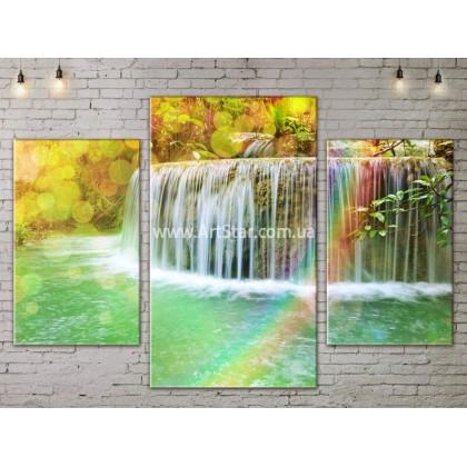 Модульные картины пейзажи, Art. NATA777091