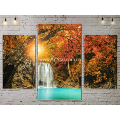 Модульные картины пейзажи, Art. NATA777105