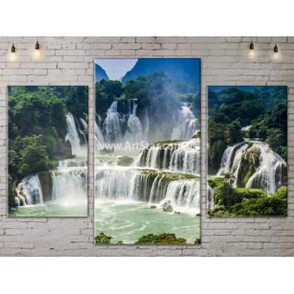 Модульные картины пейзажи, Art. NATA777115