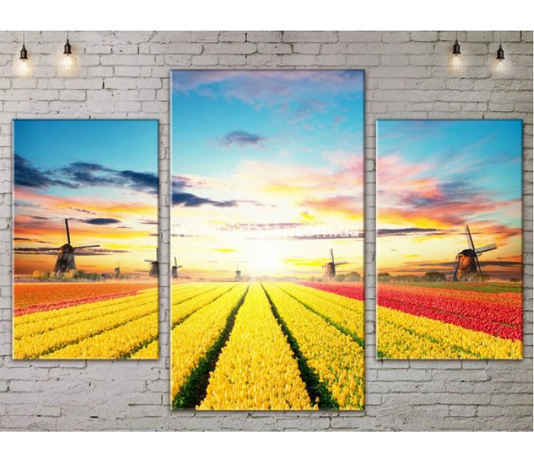 Модульные картины пейзажи, Art. NATA777121