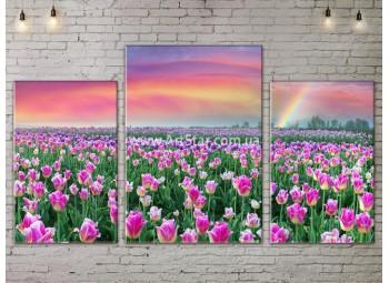Модульные картины пейзажи, Art. NATA777139