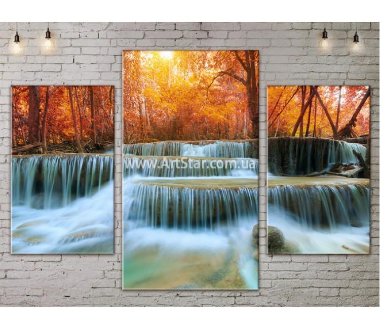 Модульные картины пейзажи, Art. NATA777149