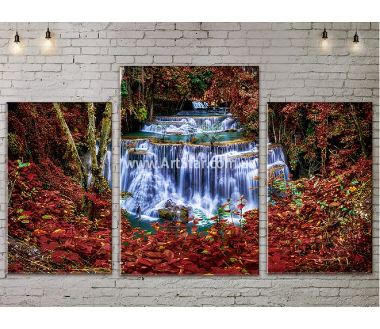 Модульные картины пейзажи, Art. NATA777161