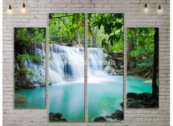 Модульные картины пейзажи, Art. NATA777193