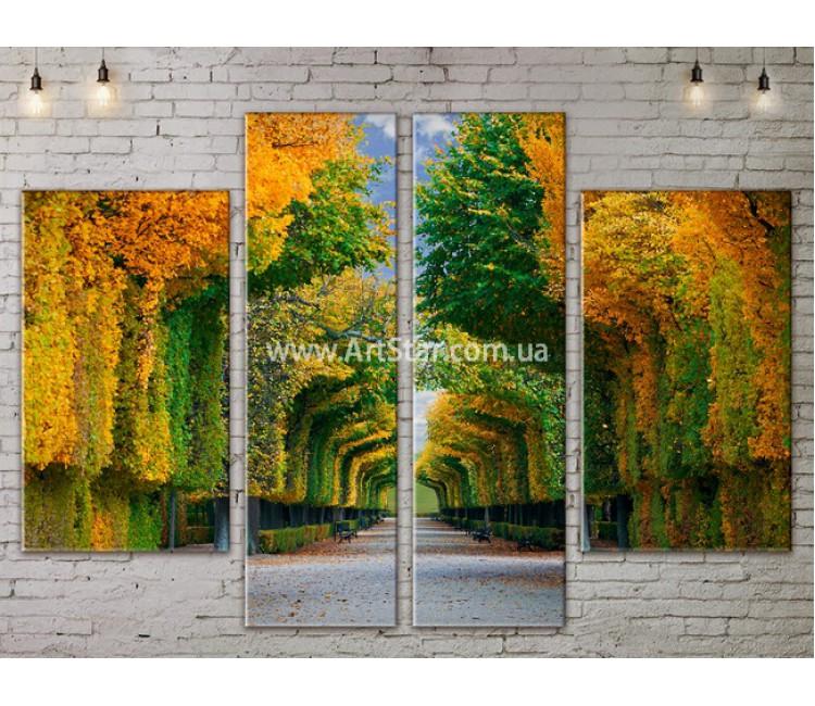 Модульные картины пейзажи, Art. NATA777195