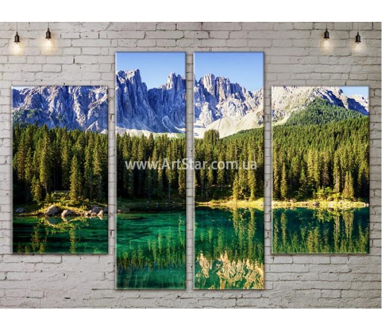 Модульные картины пейзажи, Art. NATA777203