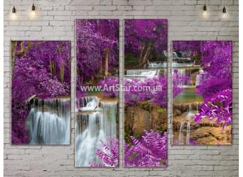 Модульные картины пейзажи, Art. NATA777221