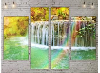 Модульные картины пейзажи, Art. NATA777255