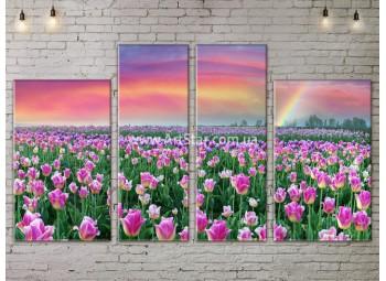 Модульные картины пейзажи, Art. NATA777303