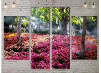 Модульные картины пейзажи, Art. NATA777305