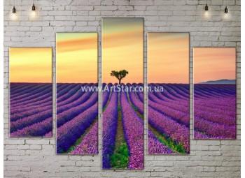 Модульные картины пейзажи, Art. NATA777453