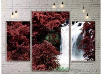 Модульные картины пейзажи, Art. NATM0013