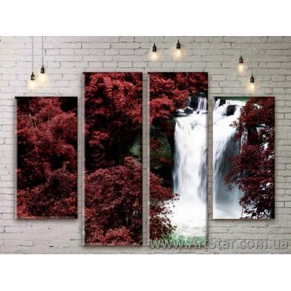 Модульные картины, пейзажи, Art. NATM0015