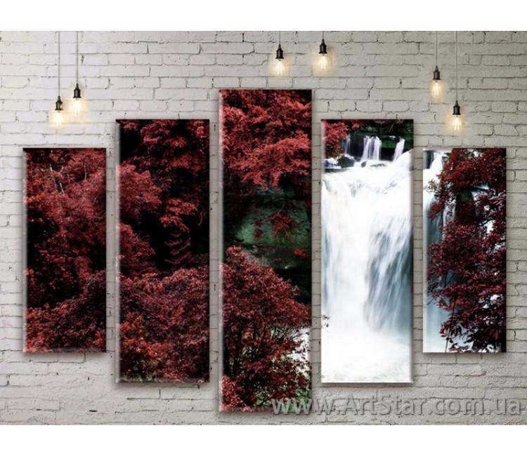 Модульные картины, пейзажи, Art. NATM0017