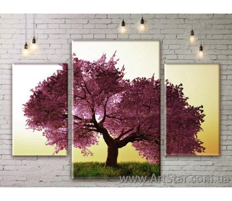 Модульные картины пейзажи, Art. NATM0025
