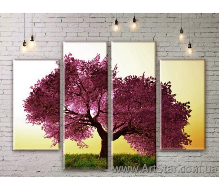 Модульные картины, пейзажи, Art. NATM0027