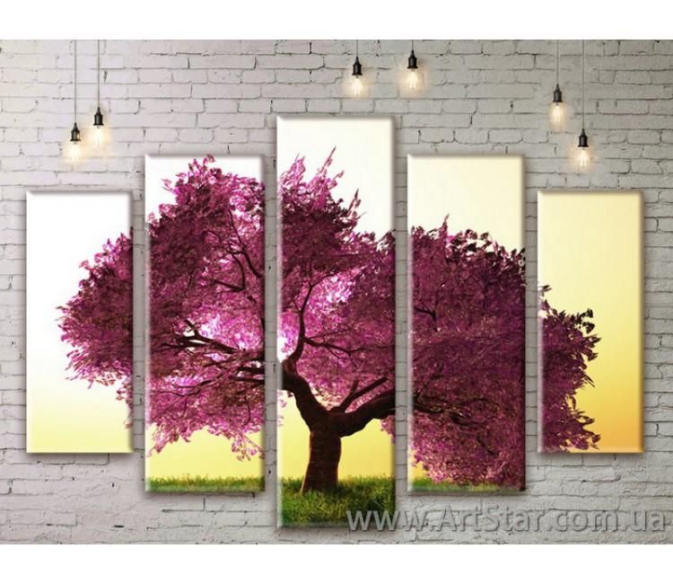Модульные картины, пейзажи, Art. NATM0029