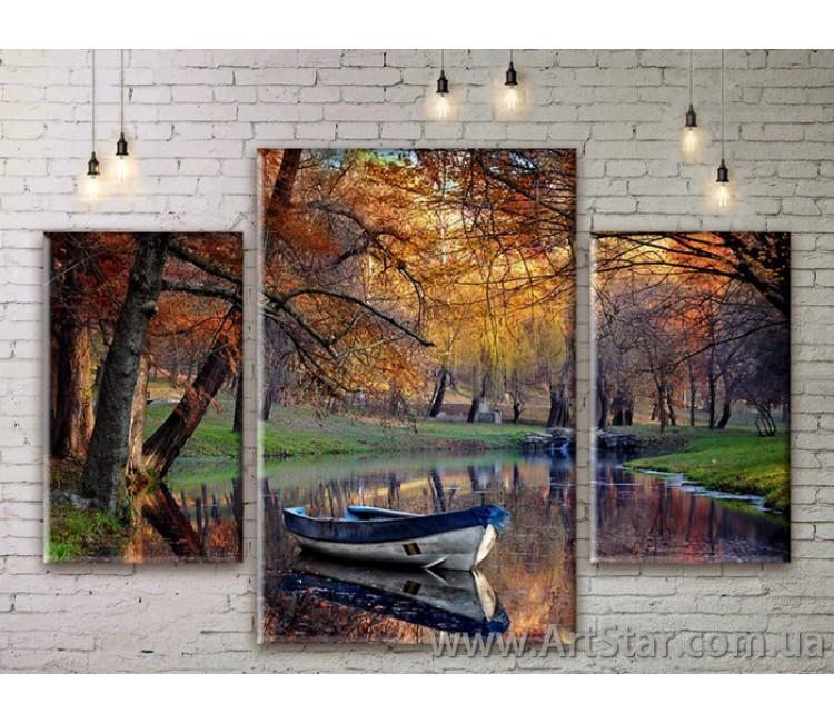 Модульные картины пейзажи, Art. NATM0049