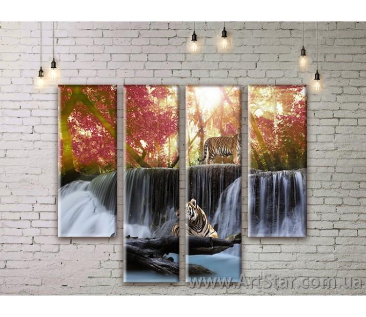 Модульные картины, пейзажи, Art. NATM0071