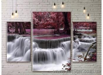 Модульные картины пейзажи, Art. NATM0123