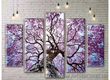 Модульные картины, пейзажи, Art. NATM0133
