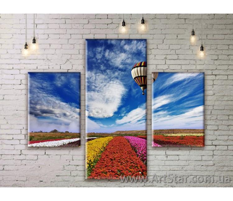Модульные картины пейзажи, Art. NATM0135