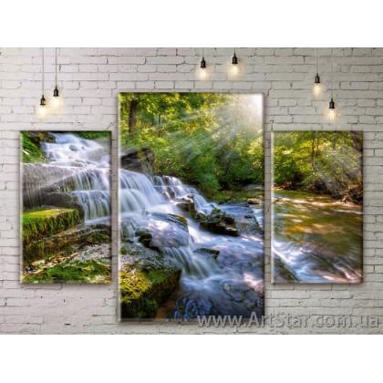 Модульные картины пейзажи, Art. NATM0141