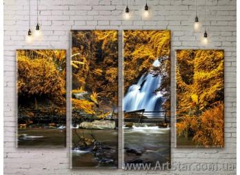 Модульные картины, пейзажи, Art. NATM0149