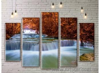 Модульные картины, пейзажи, Art. NATM0181