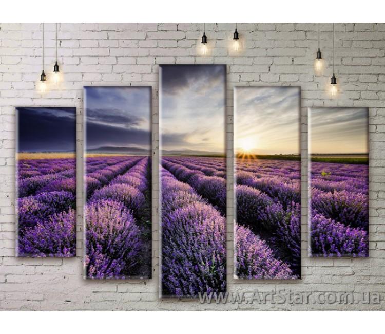 Модульные картины, пейзажи, Art. NATM0199