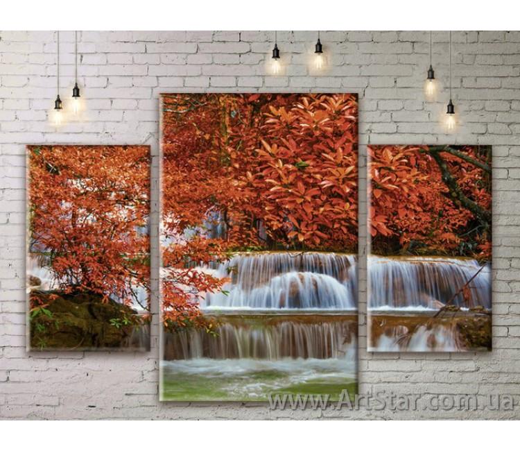 Модульные картины пейзажи, Art. NATM0201