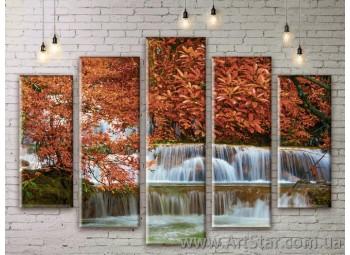 Модульные картины, пейзажи, Art. NATM0205