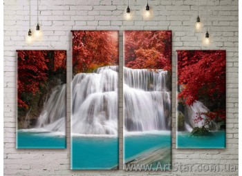 Модульные картины, пейзажи, Art. NATM0209